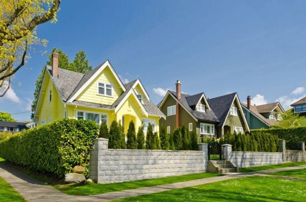 Modern house facades - how to choose exterior colours? | Foveo Tech