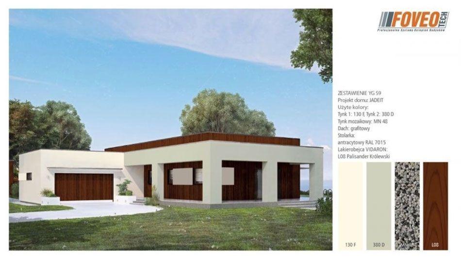 4 interesting ideas for facade of a bungalow | Foveo Tech