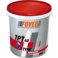 TPT 40 Polymer Plaster with Teflon® surface protector